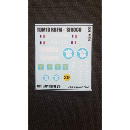 TDM 10 - SIROCO