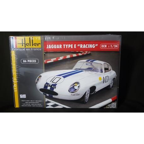 """Jaguar type E """"le mans"""""""
