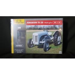 Maquette - HELLER - FERGUSSON TE 20 - PETIT GRIS - Echelle 1/24