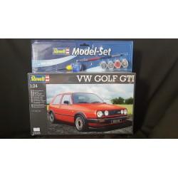 Maquette - Revell - VW GOLF GTI - Echelle 1/24