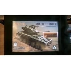 MAQUETTE AMX13/CHAFFEE -SERIE LIMITEE 2-1 - ECHELLE 1/35 - TAKOM