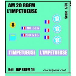 AM8 - IMPETUEUSE
