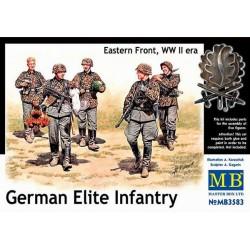 Figurine - MB - WAFFEN SS EN MARAUDE - Echelle 1/35
