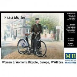 Figurine - MB - FRAU MULLER - Echelle 1/35