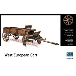 Figurine - MB - WEST EUROPEAN CART - Echelle 1/35