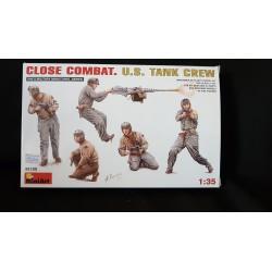Figurine - MINIART - US TANK CREW - Echelle 1/35