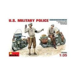 Figurine - MINI ART - US MILITARY POLICE - Echelle 1/35