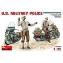 Figurine - MINI ART - US MILITARY POLICE - Echelle 1/35