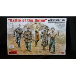 Figurine - MINI ART - BATTLE OF THE BULGE (ARDENNES 1944) - Echelle 1/35