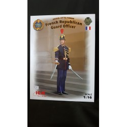 Figurine - ICM - FRENCH REPUBLICAIN - Echelle 1/16