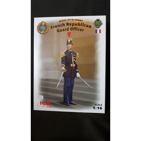 Figurine - ICM - FRENCH REPUBLICAIN - Echelle 1/16