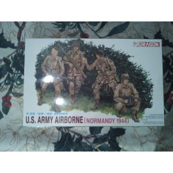 Figurine - DRAGON - US ARMY AIRBORN (NORMANDY 1944) - Echelle 1/35