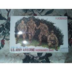 Figurine - DRAGON - US ARMY AIRBORN (NORMANDY 1944) - Echelle 1/35
