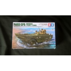 MAQUETTE TAMIYA - FORD GPA US - ECH 1/35 - WWII- TAM 35336