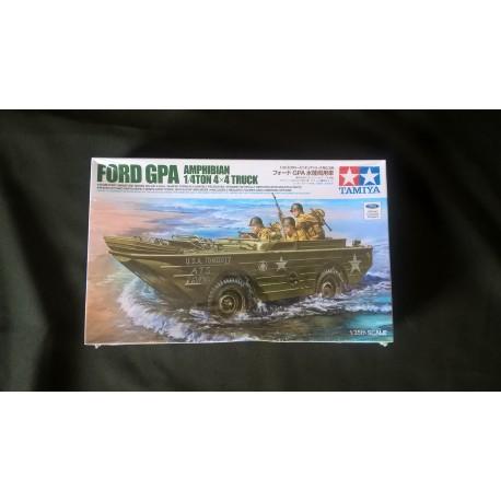 MAQUETTE TAMIYA - FORD GPA US - ECH 1/35 - WWII- TAM 35336