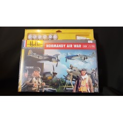 Maquette - HELLER - NORMANDY AIR WAR - Echelle 1/72
