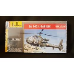GAZELLE SA 342 L - 1/50