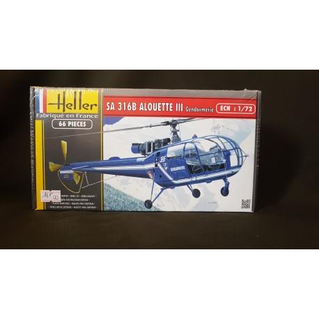 SA 316B ALOUETTE III ECH 1/72