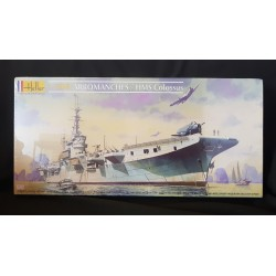 Maquette - HELLER - ARROMANCHES HMS COLOSSUS - Echelle 1/400