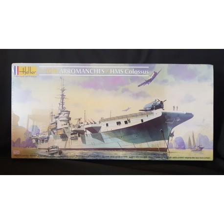 ARROMANCHES OU HMS COLOSSUS ECH 1/400