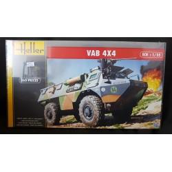Maquette - Heller - VAB 4x4 - Echelle 1/35