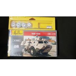 Maquette - HELLER - VAB 4X4 - Echelle 1/72