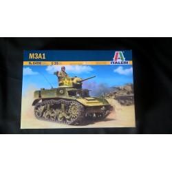 MAQUETTE ITALERI - M3A1 - ECH 1/35 - REF 6498 - WWII - US - 2 DB