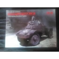 MAQUETTE ICM - REF 35376 - PANZERSPAHWAGEN - P204 F - WWII - ECH 1/35 - GERMAN