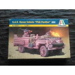 "MAQUETTE - ITALERI - SAS "" PINK PANTHER "" REF 6501 - ECH 1/35"