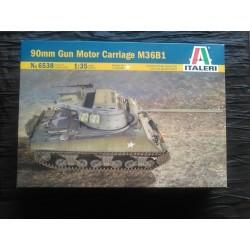 MAQUETTE - ITALERI - 90 mm GUN MOTOR M36B1 - REF 6538- ECH 1/35- US 2GM