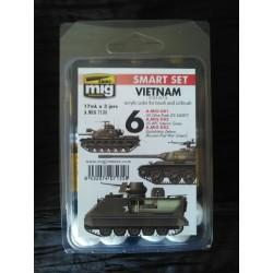 PEINTURE MIG - SMART SET - VIETNAM -REF A-MIG-7135
