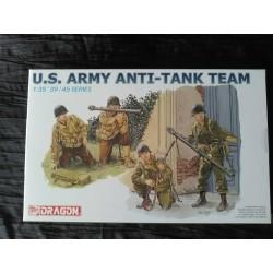 Figurine - DRAGON - US ARMY ANTI-TANK TEAM - REF 6149 - Echelle 1/35