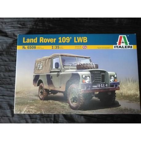 MAQUETTE ITALERI - LAND ROVER 109 LWB - REF 6508 - ECH 1/35