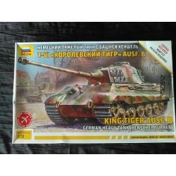 MAQUETTE ZVEZDA - KING TIGER AUSF B - REF :5023 - ECH 1/72