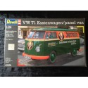 MAQUETTE REVELL - WW TI - KASTENGAGEN PANEL VAN- ECH 1/24 - REFREVE07076