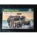 MAQUETTE ITALERI - M 998 DESERT PATROL - ECH 1/35- REF249 - HUMMER US