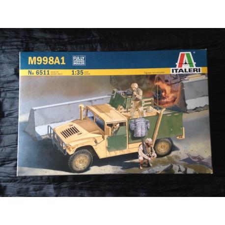 MAQUETTE ITALERI - M998A1 - ECH 1/35- REF6511 - HUMMER US