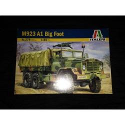 MAQUETTE ITALERI - M923 A1 BIG FOOT - ECH 1/35- REF279 - TRUCK US
