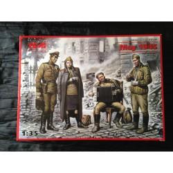 MAQUETTE ICM - GERMAN MAI 1945 - ECH 1/35- REF35541 - GERMAN WWII