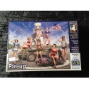 MAQUETTE FIGURINE - MASTER BOX - 6 PIN -UP -ECH 1/35 -