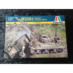 MAQUETTE ITALERI - ECH 1/35 - M32B1 ARMORED RECOVERY- REF 6547 - US ARMY - WWII -