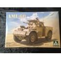MAQUETTE TAKOM - ECH 1/35 - AML - 60- REF 2084 - FRENCH ARMY