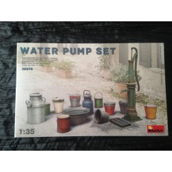 MAQUETTE MINIART - ECH 1/35 -WATER PUMP SET- REF 35578