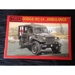 MAQUETTE BILEK - DODGE WC54 AMBULANCE - REF 994 - ECH 1/35
