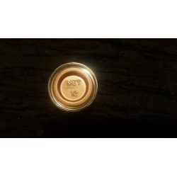 Peinture HUMBROL - N°12 - cuivre métallisé brillant