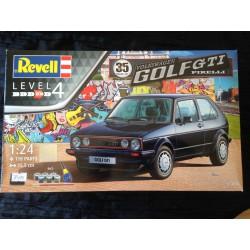 MAQUETTE REVELL - GOLF GTI PIRELLI - ECH 1/24 - REF 05694