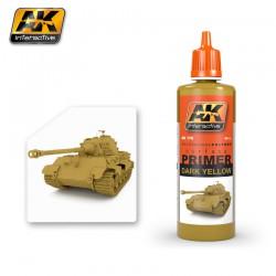 PEINTURE AK - PRIMER DARK YELLOW - AK 176 -