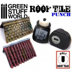 OUTILLAGE - GREEN STUFF WORLD - 1417 PERFORATRICE NOIR