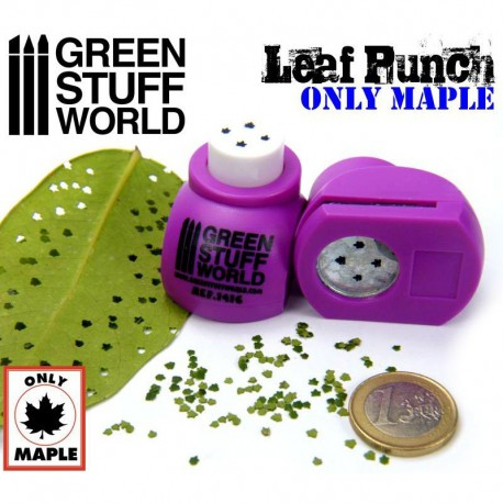 OUTILLAGE - GREEN STUFF WORLD - 1416 PERFORATRICE MAUVE CLAIR