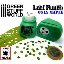 OUTILLAGE - GREEN STUFF WORLD - 1414 PERFORATRICE VERTE